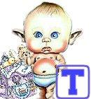 Baby elfe alphabete