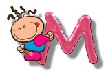Bubblegum alphabete