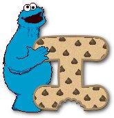 Krumelmonster alphabete