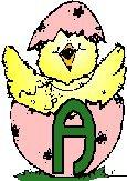 Kukchen alphabete