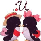 Pinguine 2 alphabete