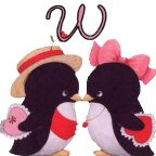Pinguine 2 alphabete