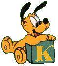 Pluto alphabete