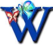 Schmetterlinge schleife