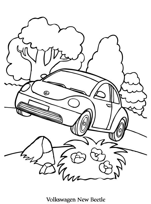 Automarken ausmalbilder