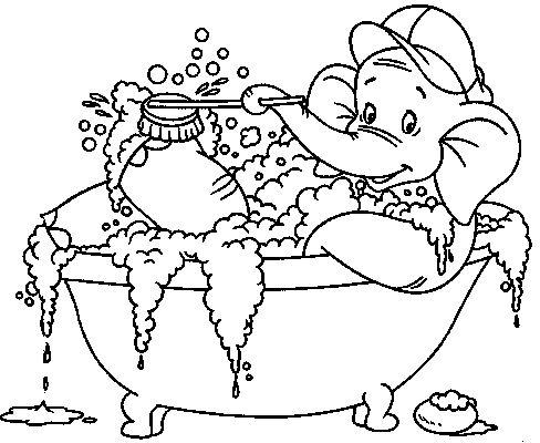 Malvorlage Badewanne Malvorlagen 53
