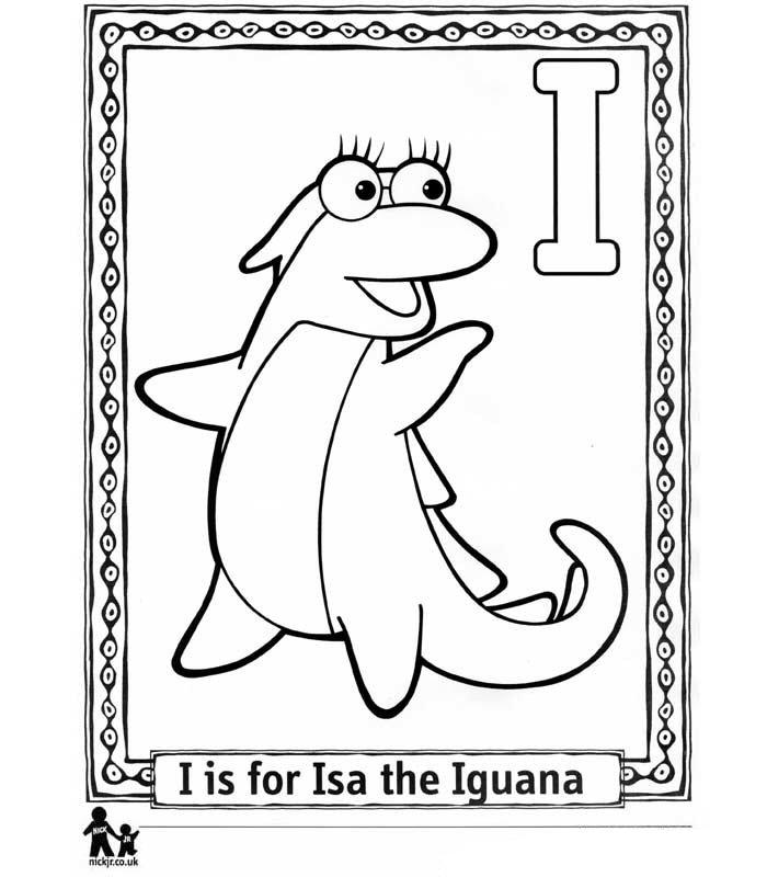 Dora the explorer alphabet ausmalbilder