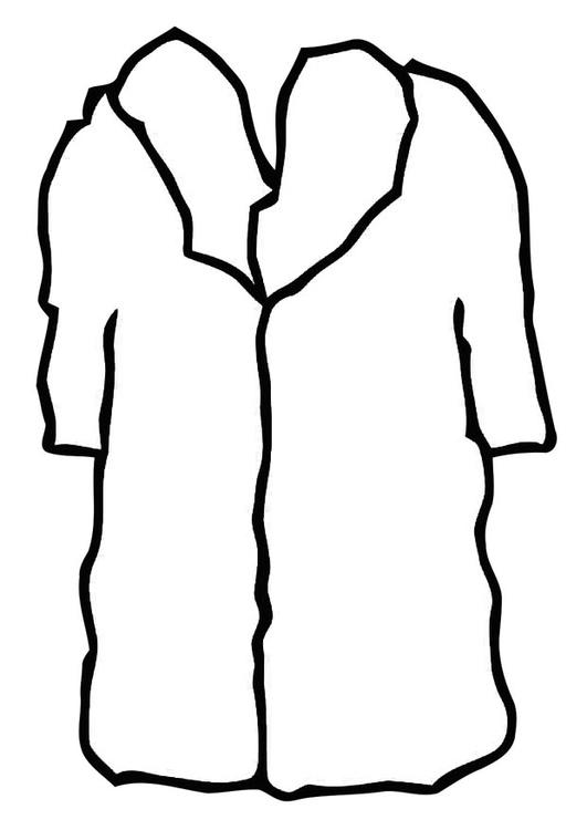 Malvorlage - Kleidung ausmalbilder pj3pu