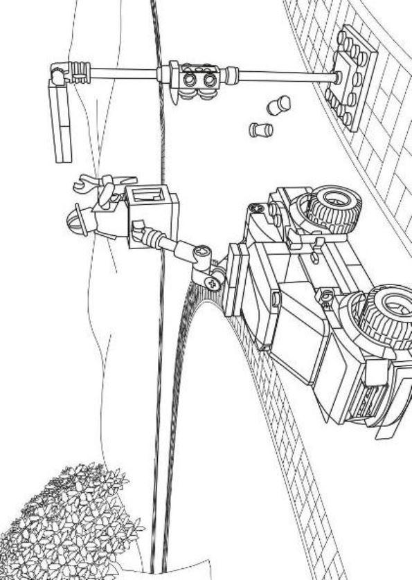 Lego City Ausmalbilder Animaatjesde