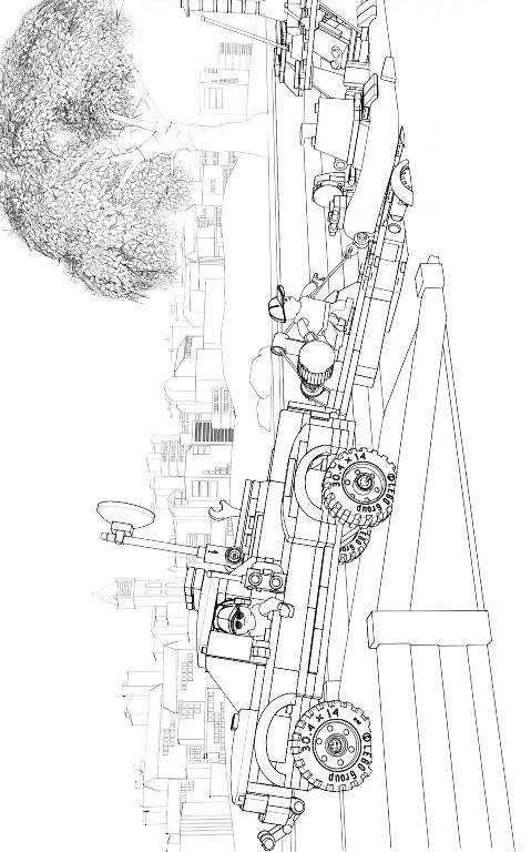 Malvorlage Lego City Ausmalbilder Z1bby