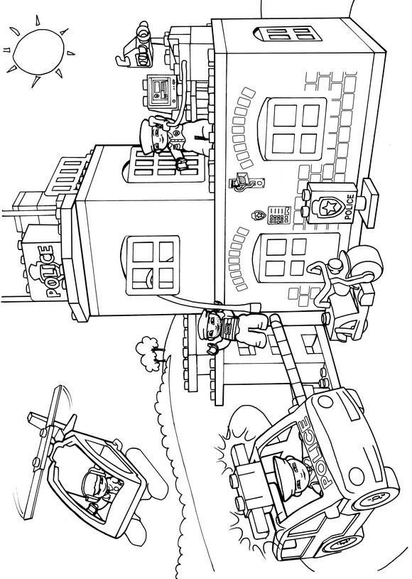 Lego duplo ausmalbilder