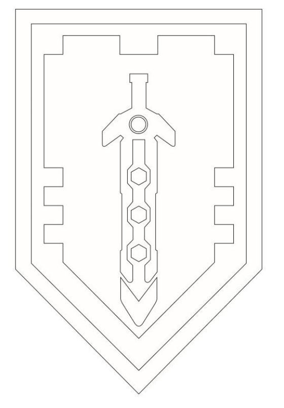 lego nexo knights ausmalbilder  animaatjesde