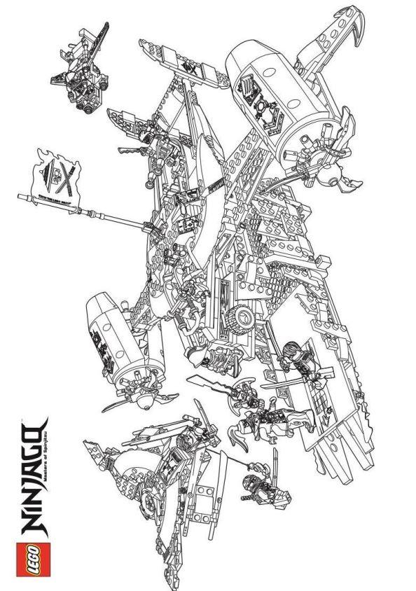 malvorlage  lego ninjago ausmalbilder k6aua