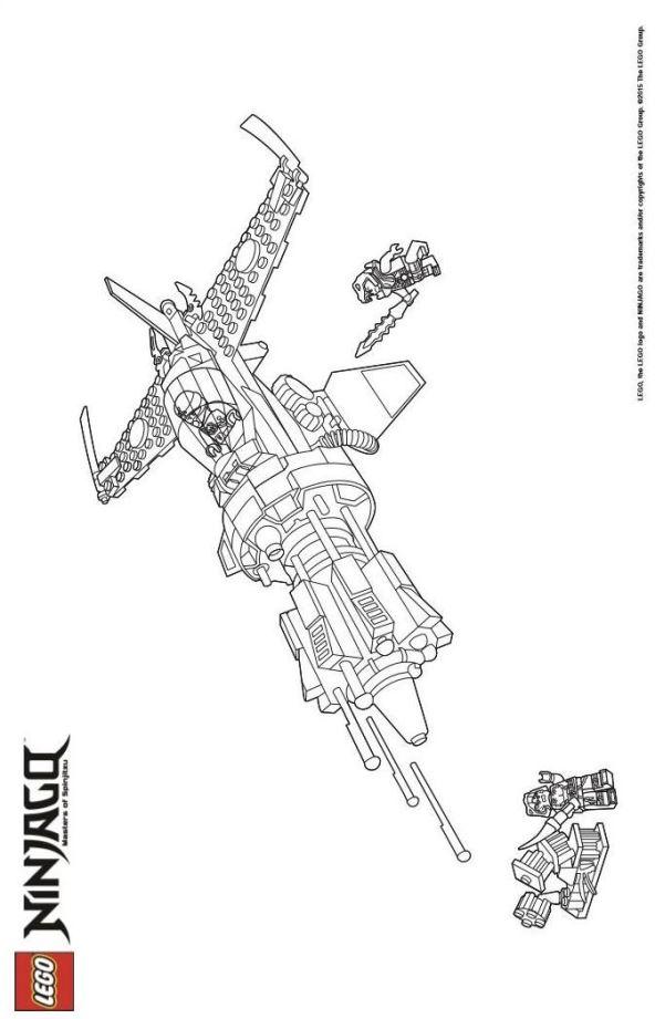 Malvorlage Lego Ninjago Ausmalbilder Qfb2i