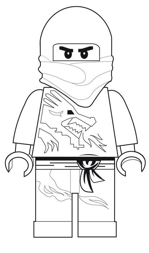 malvorlage - lego ninjago ausmalbilder xhejc