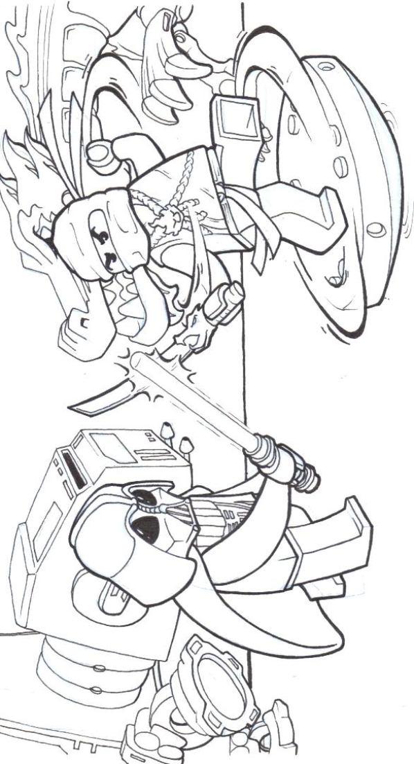 lego ninjago ausmalbilder  animaatjesde