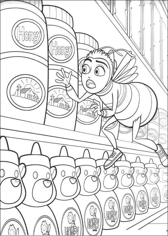 Bee movie das honingkomplott