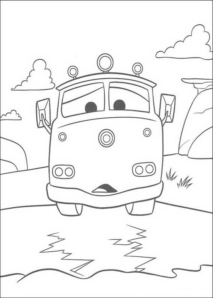 malvorlage  cars malvorlagen 1