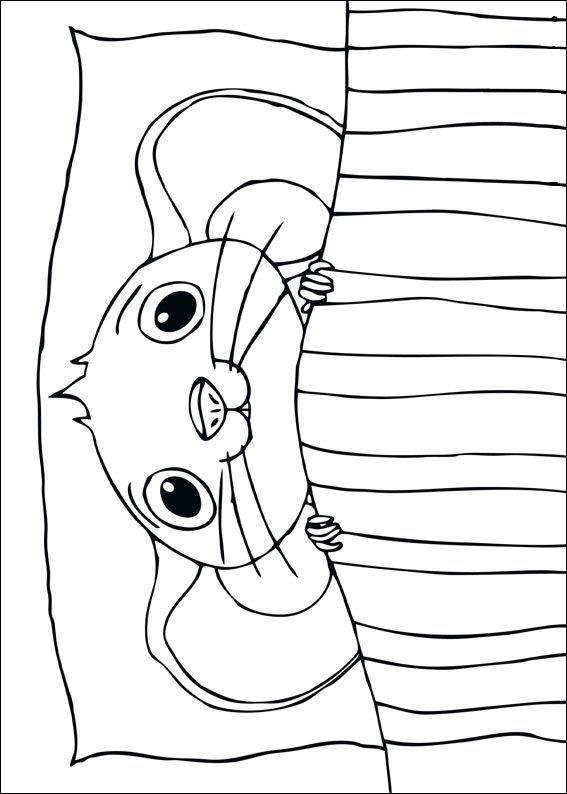 Despereaux ausmalbilder