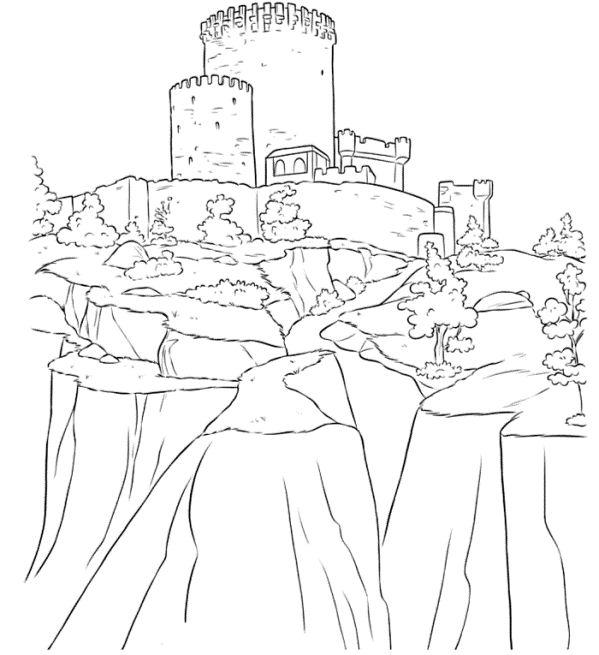 Merida legende der highlands ausmalbilder