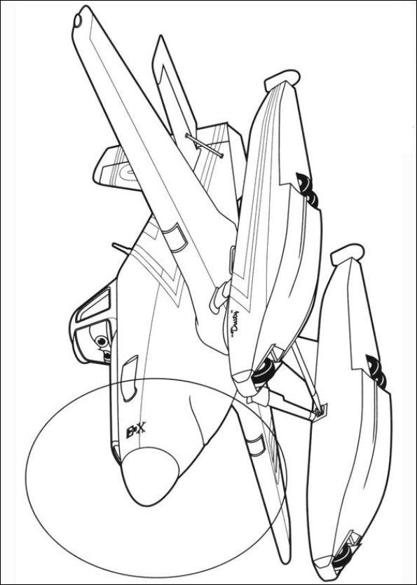 Planes 2 Ausmalbilder Animaatjes De