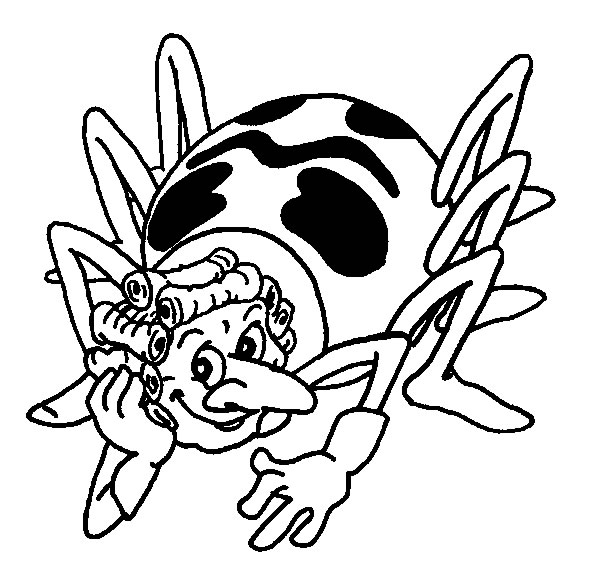 Biene maja ausmalbilder
