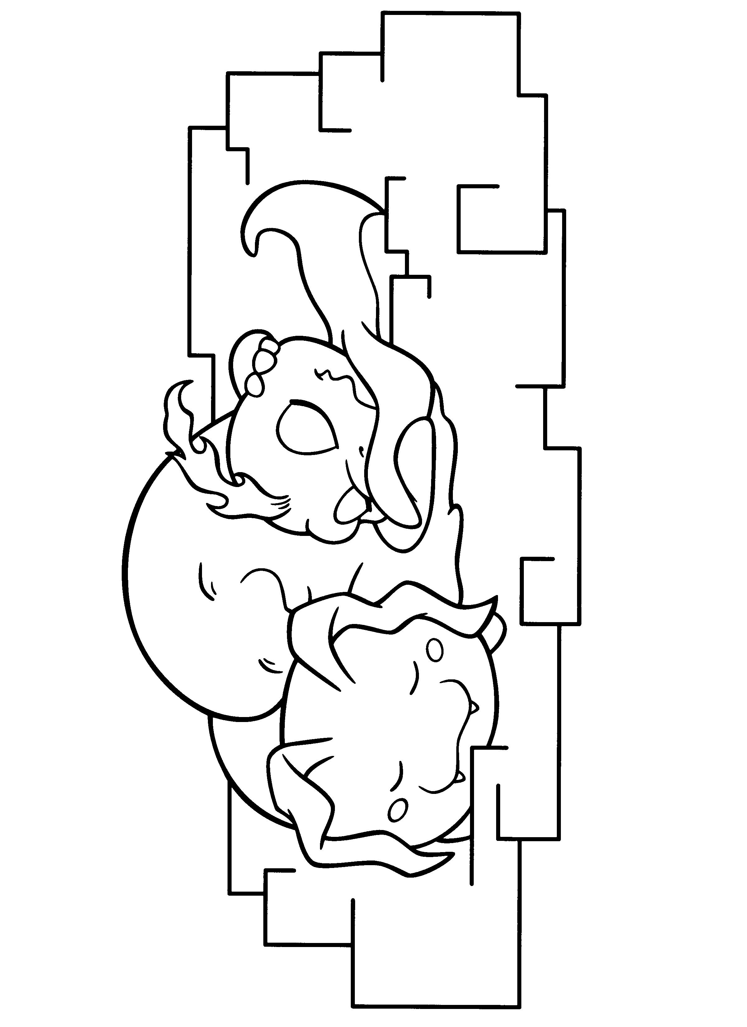 Digimon ausmalbilder