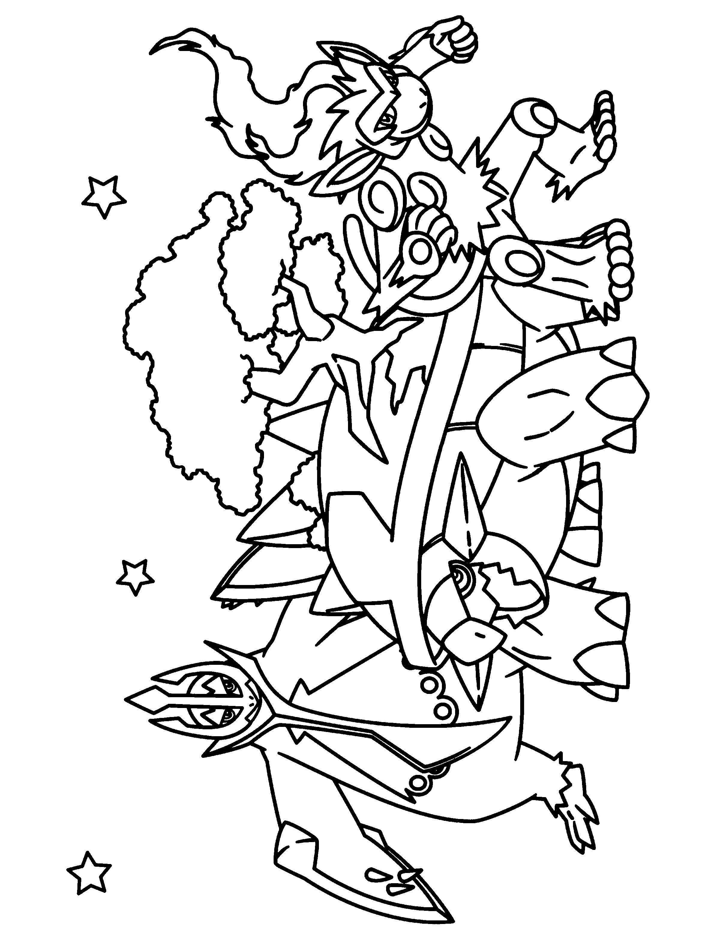 Pokemon Diamond Pearl Ausmalbilder Animaatjes De