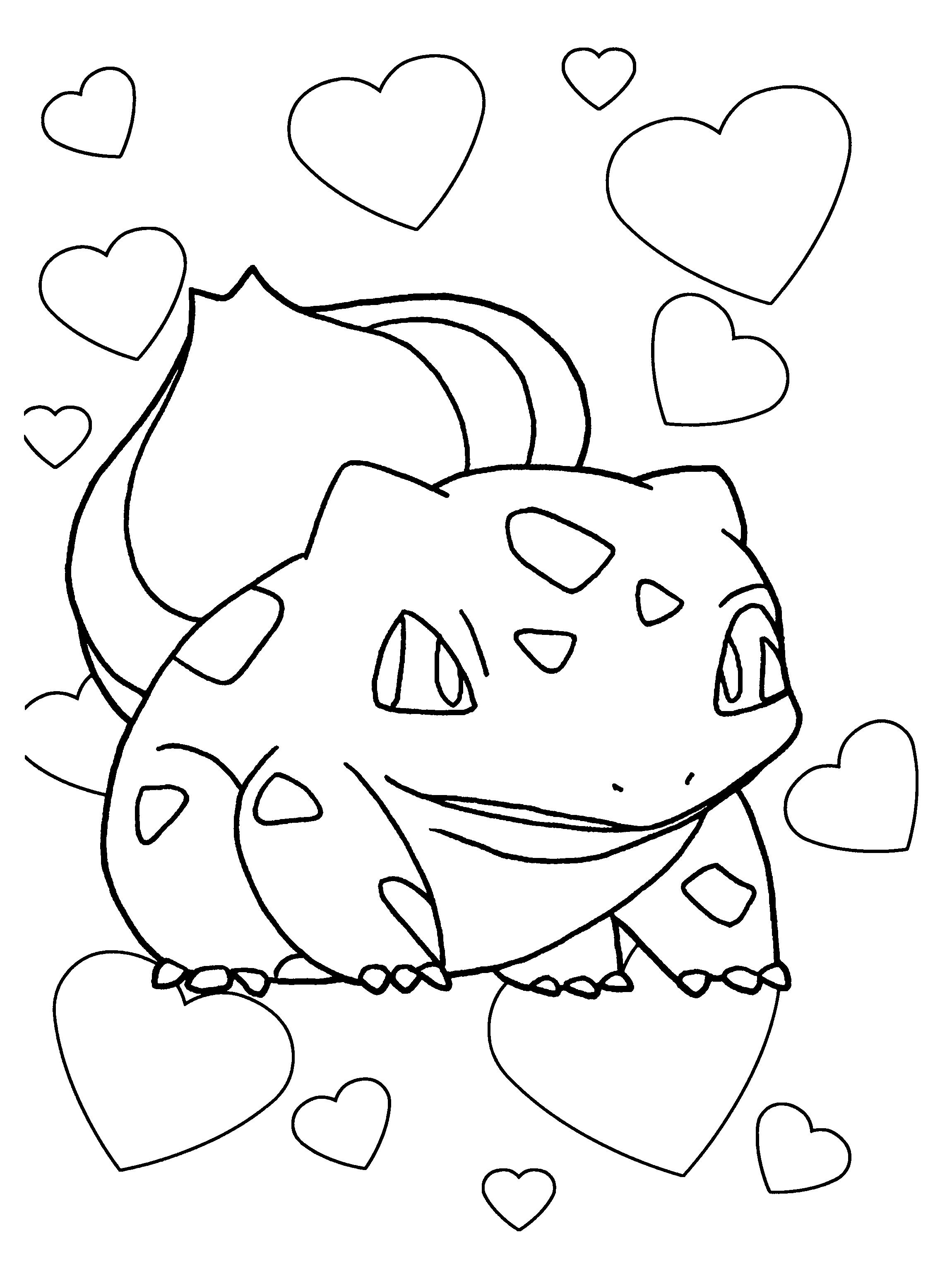 Malvorlage Pokemon Malvorlagen 736