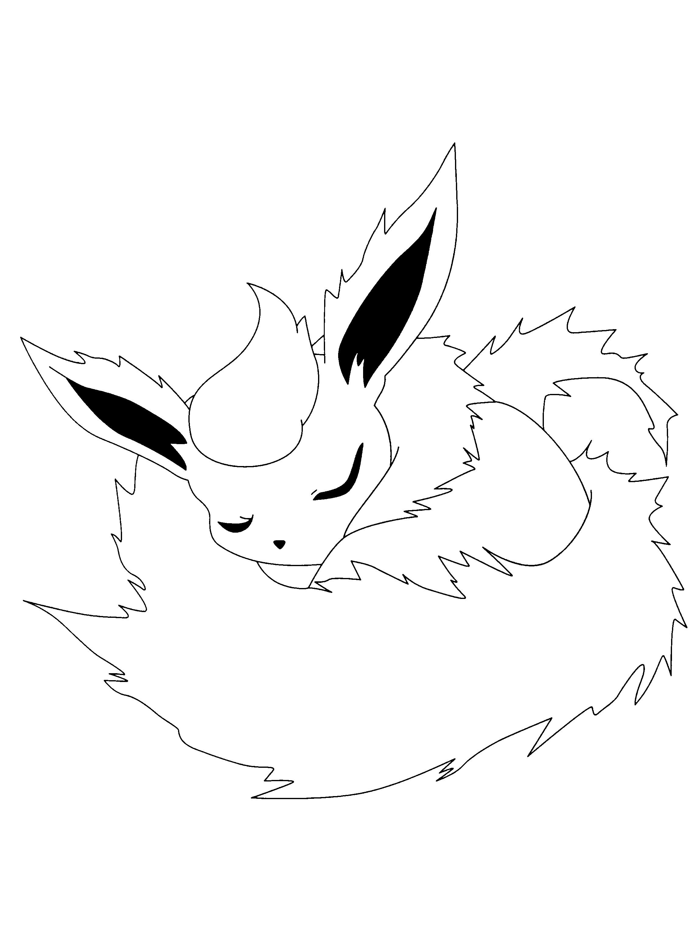 Pokemon Ausmalbilder Animaatjes De