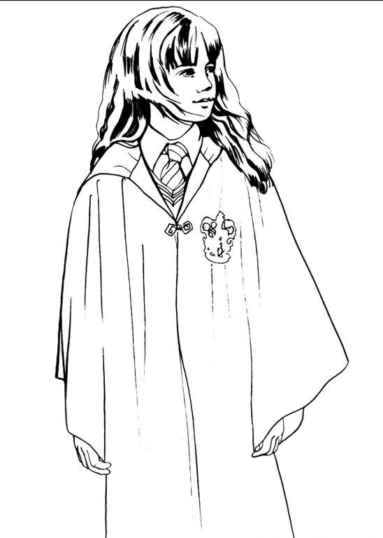 Malvorlage Harry Potter 2 Ausmalbilder 72d1n