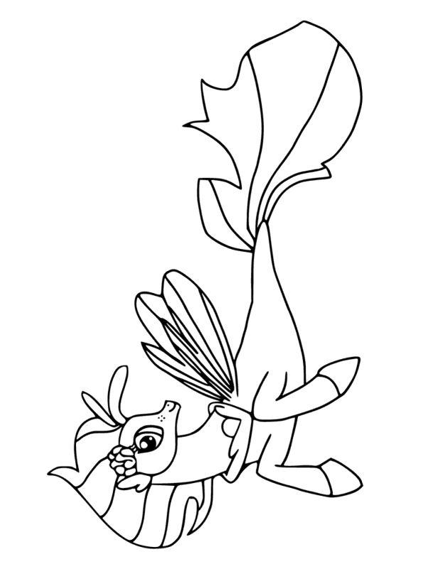 My little pony der film ausmalbilder