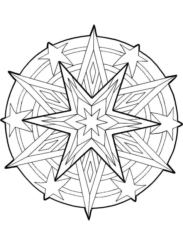 Weihnachten Mandala Ausmalbilder.Weihnachten Mandala Ausmalbilder Animaatjes De