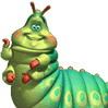 Grosse krabbeln avatare