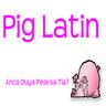 Schweine avatare