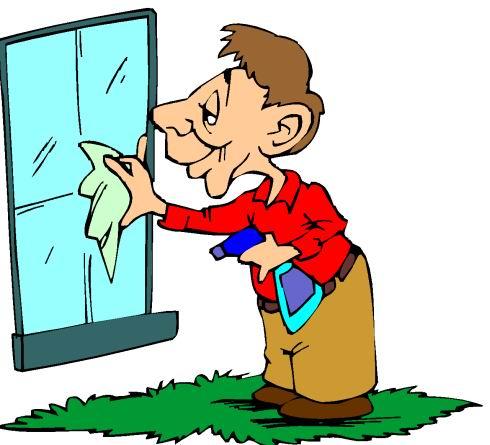 Fensterputzer berufe bilder