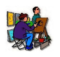 Kunstmaler berufe bilder