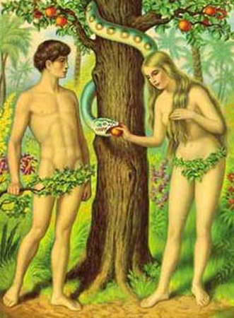 Adam und eva bilder