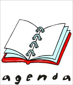 Agenda bilder