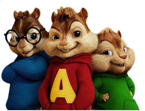 Alvin und die chipmunks bilder