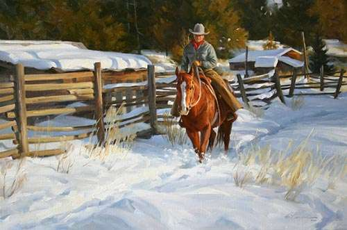 Cowboy bilder