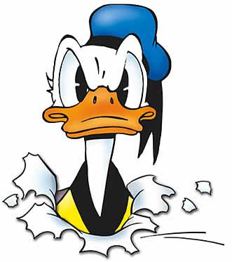 donald duck de