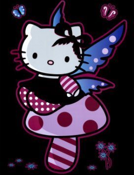 Hello kitty emo bilder