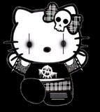 Hello kitty emo bilder