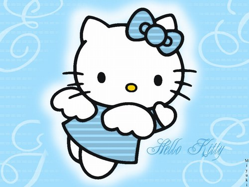 bilder von hello kitty