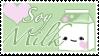 Kawaii briefmarken bilder