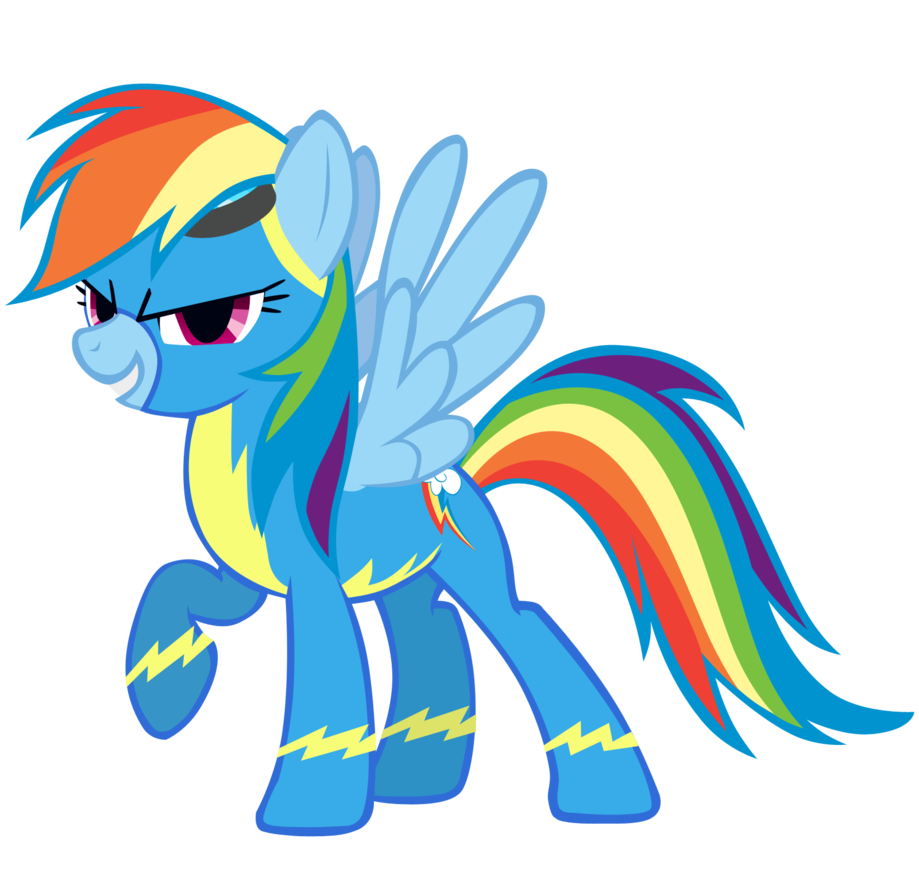 Groß Mein Kleines Pony Rainbow Dash Malvorlagen Galerie - Beispiel ...