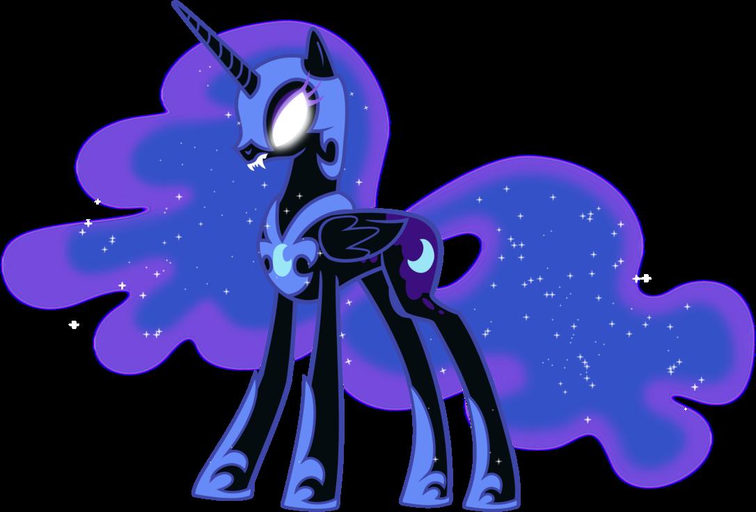 My Little Pony Luna Ausmalbilder : Mein Kleines Pony Bild Animaatjes My Little Pony 83776