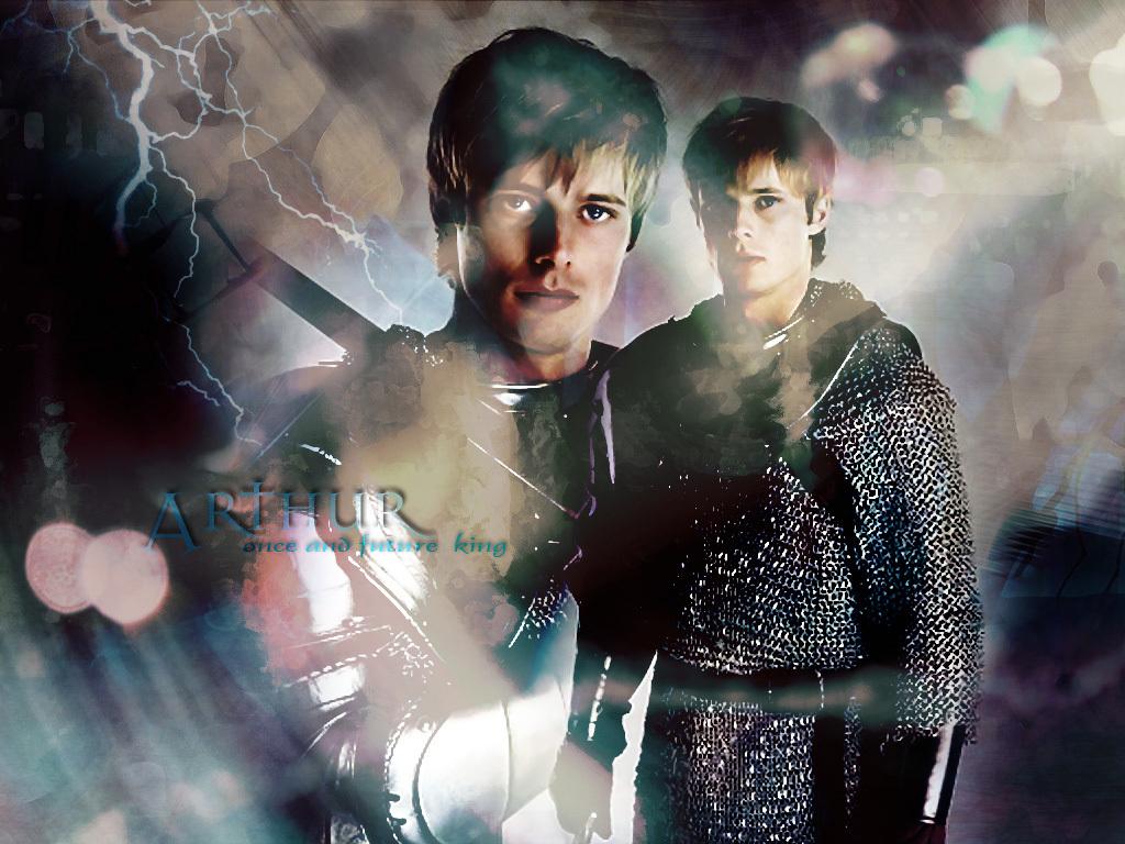 Merlin bbc bilder