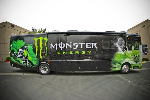 Monster energy bilder